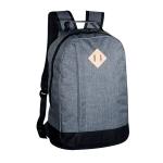 Τσάντα πλάτης με patch για ακουστικά, & έξτρα θήκη.2326-M