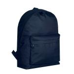 Σχολική τσάντα τύπου πόλο οικονομική. 2327navy-M