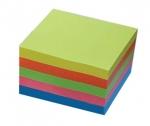 Αυτοκόλλητα χαρτάκια χρωματιστά 7,6x7.6εκ. 400φ. 35084