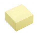 Αυτοκόλλητα χαρτάκια κίτρινα 7,6x7.6εκ. 400φ. 35083