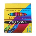 Κηρομπογιές 12 χρωμάτων. 35355