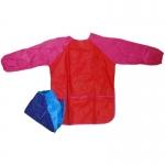 Ποδιά ζωγραφικής παιδική, κοκτέηλ 2 χρώματα.35205
