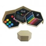 Κουτί με χρώματα ζωγραφικής σε 3 επίπεδα. 28675