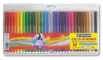 Μαρκαδόροι ζωγραφικής washable 1mm 30 χρώματα. 29531