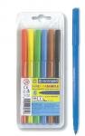 Μαρκαδόροι ζωγραφικής super washable 1mm 6 χρώματα. 29532
