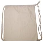 Τσάντα πουγκί βαμβακερή πλάτης Υ42x38εκ. 29993