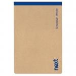 Μπλοκ σημειώσεων 14x21cm perforated 100 φ ριγέ, οικολογικό.03083