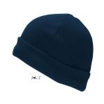 Σκούφος φλις Unisex, σκούρο μπλε. 88112 L-Navy