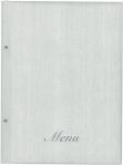 Μενού εστιατορίων τιμοκατάλογος, 24x32εκ. fabric.11257-00