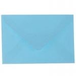 Φάκελοι αλληλογραφίας 7,5x11εκ. γαλάζιοι. 20 τεμ. 35195-03