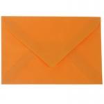 Φάκελοι αλληλογραφίας πορτοκαλί 16x11εκ. πακέτο 20 τεμ.35196-13