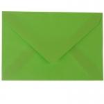 Φάκελοι αλληλογραφίας 7,5x11εκ. λαχανί, πακέτο 20 τεμ.35195-38