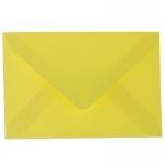 Φάκελοι αλληλογραφίας 7,5x11εκ. κίτρινοι 20τεμ.-35195-01