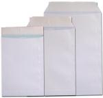 Φάκελοι σακούλα λευκοί 90 γραμμάρια με αυτοκόλλητο